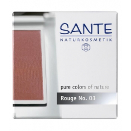 Sante Fard à joues n°03 Magnolia 6.5g Sante Accueil Onaturel.fr