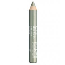 Sante Crayon bois fard à paupières n°05 Olive 3.2g Sante Accueil Onaturel.fr