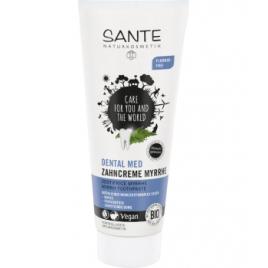 Sante Dentifrice à la Myrrhe Dental Med 75ml Sante Accueil Onaturel.fr