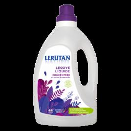 Lerutan Lessive liquide concentrée Savon de Marseille Orange Lavande 1.5Litre