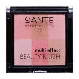 Sante Blush multi effets N°1 Coral 8g Sante Accueil Onaturel.fr
