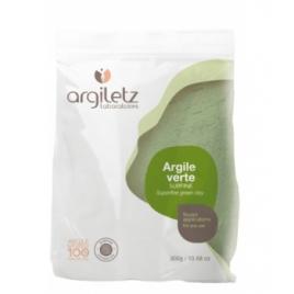 Argiletz Argile verte ultra ventilée 300g Argiletz Soins à l'argile bio Onaturel.fr
