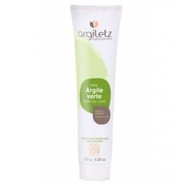 Argiletz Tube d'argile verte prête à l'emploi 150g Argiletz Soins à l'argile bio Onaturel.fr