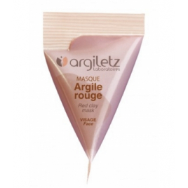 Argiletz Berlingot masque argile rouge 15ml Argiletz