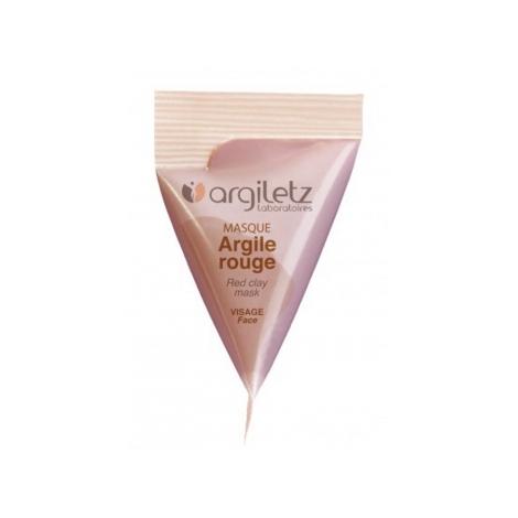 Argiletz Berlingot masque argile rouge 15ml Argiletz Soins à l'argile bio Onaturel.fr