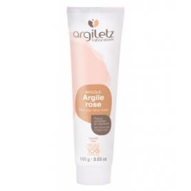 Argiletz Masque argile rose prête à l'emploi 100gr Argiletz Soins à l'argile bio Onaturel.fr