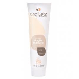 Argiletz Masque argile blanche prête à l'emploi 100gr Argiletz Soins à l'argile bio Onaturel.fr