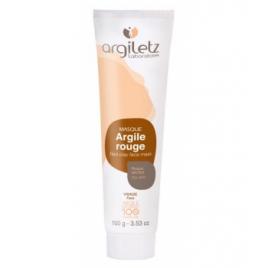 Argiletz Masque argile rouge prête à l'emploi 100gr Argiletz Soins à l'argile bio Onaturel.fr