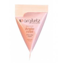 Argiletz Berlingot masque argile rose 15ml Argiletz Soins à l'argile bio Onaturel.fr