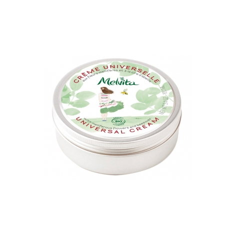 Melvita Crème universelle pour toute la famille dès 3 ans 100ml Melvita