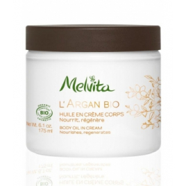 Melvita Huile en Crème Corps Argan 175ml