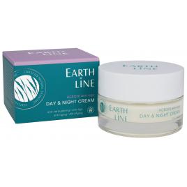 Earth Line Crème de jour et nuit, ACEQ10 anti âge 50ml