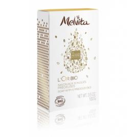 Melvita Savon premium l'Or bio 100g Melvita Accueil Onaturel.fr