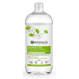 Centifolia Eau Micellaire pour toute la famille 500ml Centifolia Soins démaquillants Bio Onaturel.fr