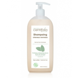 Centifolia Shampoing doux cheveux normaux 500ml Centifolia Shampooings Cheveux normaux Onaturel.fr