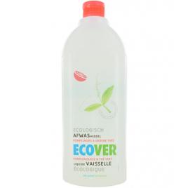 Liquide vaisselle Pamplemousse et Thé vert 500ml Ecover Accueil Onaturel.fr