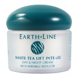 Earth Line Crème anti age jour nuit Lift Intense au thé blanc 50ml Earth Line Crèmes anti-âge Bio Onaturel.fr