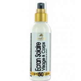 Naturado Crème solaire visage SPF 50 très haute protection 100ml