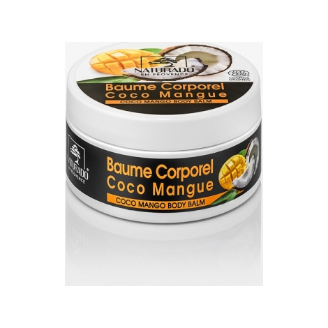 Naturado Baume coco mangue 200ml Naturado Accueil Onaturel.fr