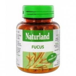Naturland Fucus 75 Gélules Végécaps Naturland Accueil Onaturel.fr