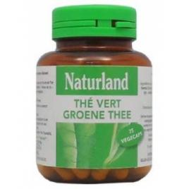 Naturland Thé vert 75 Gélules Végécaps