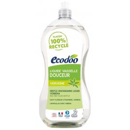 Liquide vaisselle douceur aloé vera senteur verveine 1L Ecodoo Maison Bio Onaturel.fr