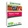 Biotechnie Vigne rouge bio 20 ampoules de 10ml Biotechnie