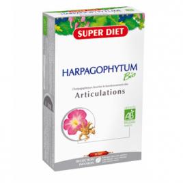 Super Diet Harpagophytum Bio 20 ampoules de 15ml Super Diet Categorie temp Onaturel.fr