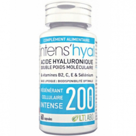 Lt Labo Intens'hyal 220mg 60 capsules