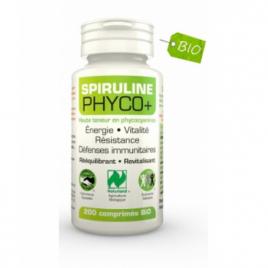 Spiruline Bio Phyco+ 500 comprimés lt labo Lt Labo Accueil Onaturel.fr