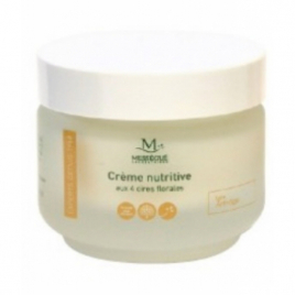 Maurice Mességué Crème nutritive aux 4 cires florales 50ml Maurice Mességué