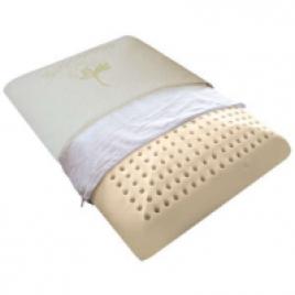 Biorelax Oreiller Traditionnel Latex 60 x 40 Biorelax
