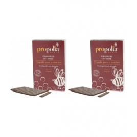 Propolia Propolis pure à mâcher Le lot de 2 plaquettes de 10gr Propolia Accueil Onaturel.fr