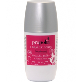 Propolia Déodorant bio Roll on 50ml