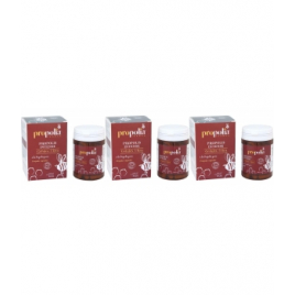 Propolia Propolis Ultra Lot de 3 boîtes de 80 gélules