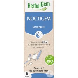 Herbalgem Gemmobase Noctigem Bio Flacon verre 50ml Herbalgem Gemmobase Accueil Onaturel.fr
