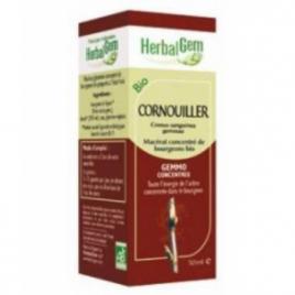 Herbalgem Gemmobase Cornouiller bio Flacon compte gouttes 50ml Herbalgem Gemmobase Accueil Onaturel.fr
