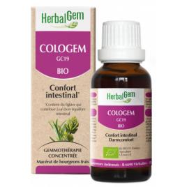 Herbalgem Gemmobase Cologem bio Flacon compte gouttes 50ml Herbalgem Gemmobase Accueil Onaturel.fr