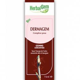 Herbalgem Gemmobase Dermagem Bio 50ml Herbalgem Gemmobase Accueil Onaturel.fr