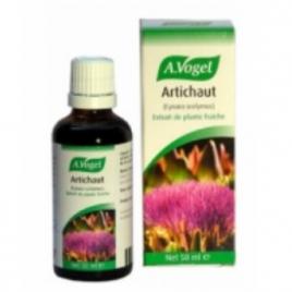 A. Vogel Artichaut Extrait liquide Flacon compte gouttes 50ml A. Vogel Digestion Onaturel.fr