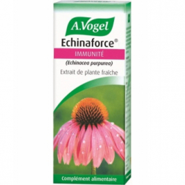 A. Vogel Echinaforce 50ml A. Vogel Rhume- Gorge-Bronches- Nez Onaturel.fr