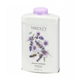 Yardley Talc English Lavender Poudreur 200g Yardley Accueil Onaturel.fr