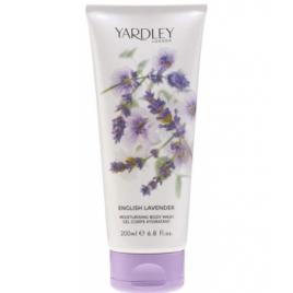Yardley Gel Douche English Lavender Tube 200ml Yardley Accueil Onaturel.fr