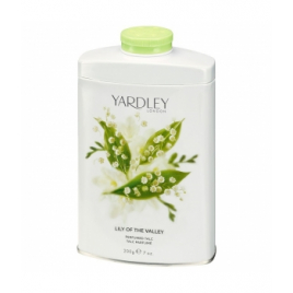 Yardley Talc Lily of The Valley Poudreur 200g Yardley Accueil Onaturel.fr
