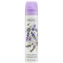 Yardley English Lavender Déodorant parfumé Spray 75ml