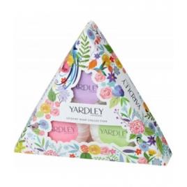 Yardley Coffret collection de savon de luxe Yardley Accueil Onaturel.fr