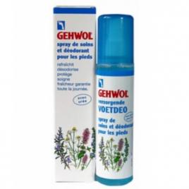 Gehwol Spray de soins et Déodorant 150ml Gehwol Accueil Onaturel.fr