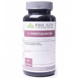 Equi - Nutri L Phénylalanine 500  60 gélules végétales 500mg Equi - Nutri Forme et Vitalité Onaturel.fr
