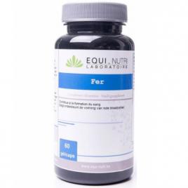 Equi - Nutri Fer 60 gélules végétales de 100mg Equi - Nutri Femme enceinte / Allaitement Onaturel.fr