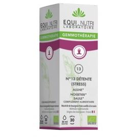 Equi - Nutri Doucibel Bio Flacon compte gouttes 30ml Equi - Nutri Anti-stress/Sommeil Onaturel.fr